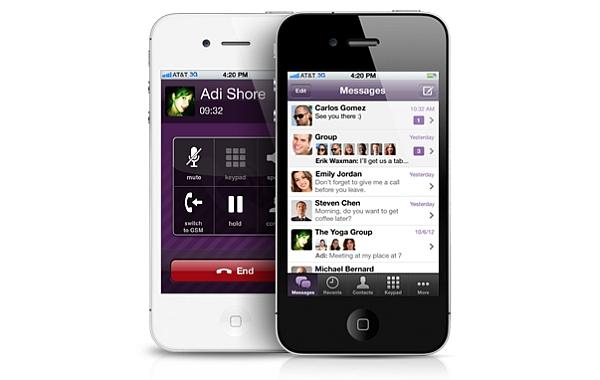 Программа для iphone viber