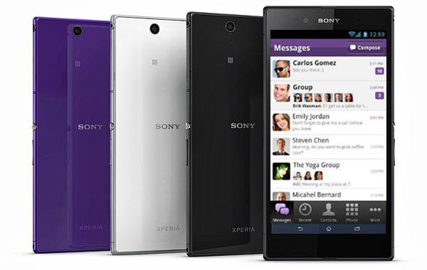 Viber: free calls & messages for sony ericsson xperia mini (st15i.