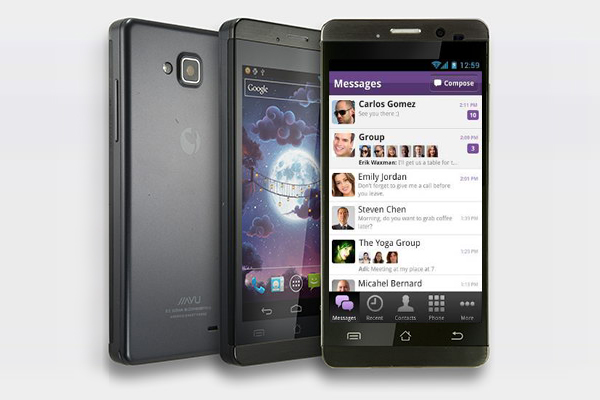 Viber for Jiayu