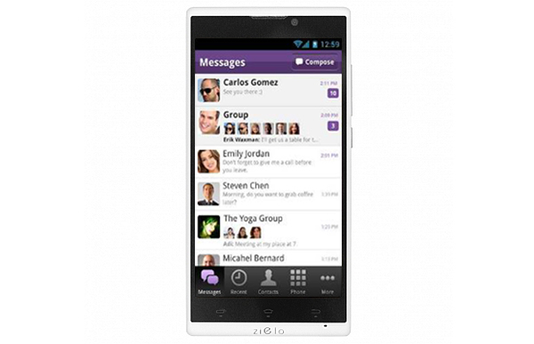 Viber for Woxter