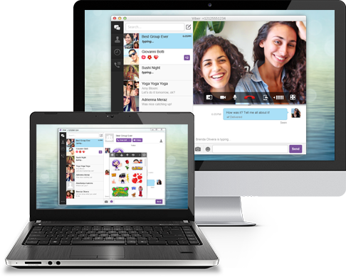 Free Download Viber for PC Windows 7