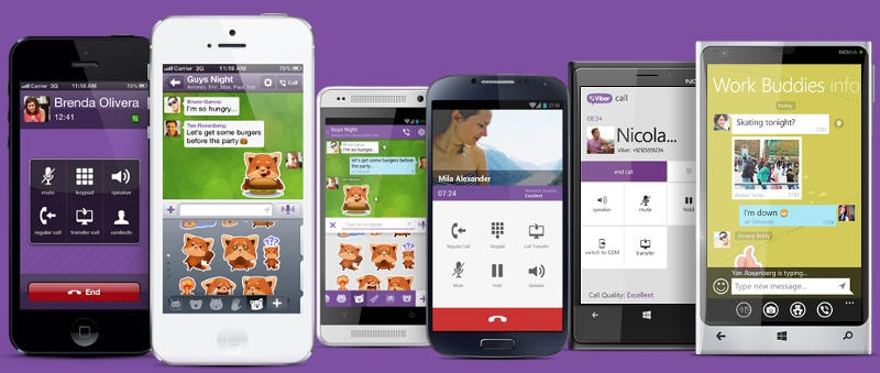Download viber for Smartphone