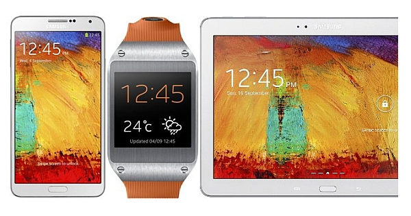 Samsung Galaxy Note 3 Galaxy Gear Note 10 2014 Edition