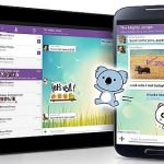 Download Viber 5.6 apk for android from Google Play Store