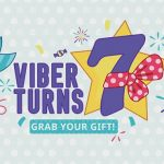 Viber 7 years of Securely Connecting People