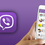 Download Viber and install it in your great iPhone 8